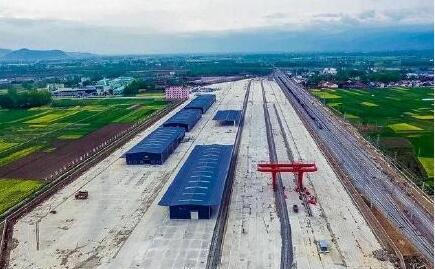 褒河物流基地室外消防ManBetx万博全站