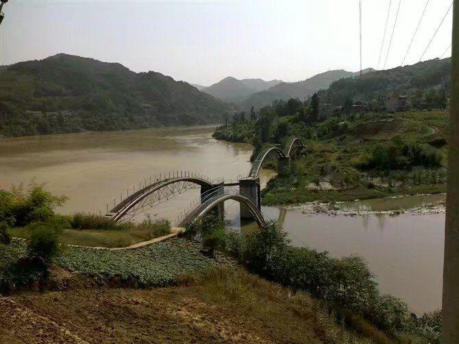 安康铁路水厂月河供管桥ManBetx万博全站
